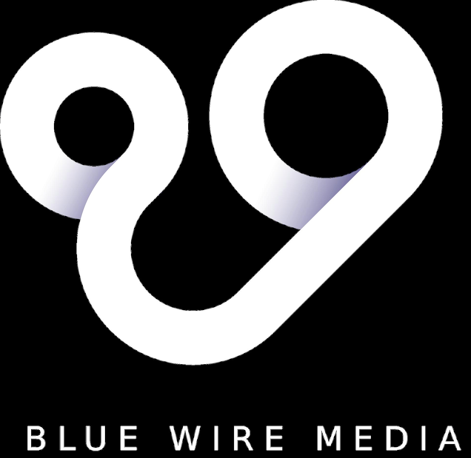 Blue Wire Media logo
