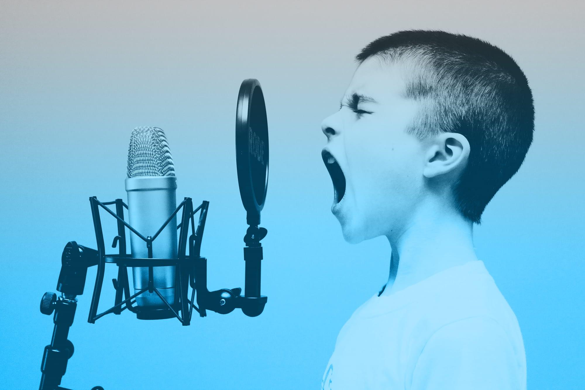 Hoe geluid moet worden ingezet