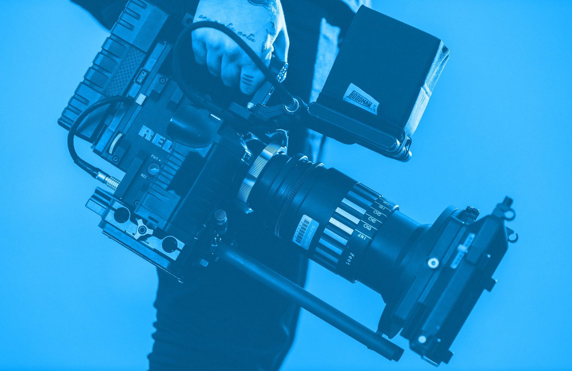 Soorten video producties Blue Wire Media videograaf aftermovie of bedrijfsfilm